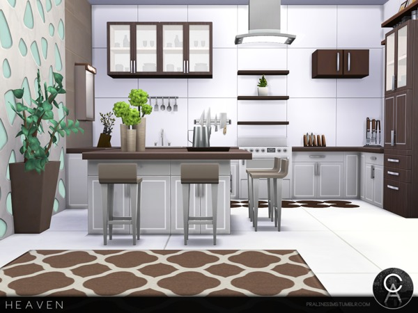 Heaven house by Pralinesims at TSR image 1510 Sims 4 Updates