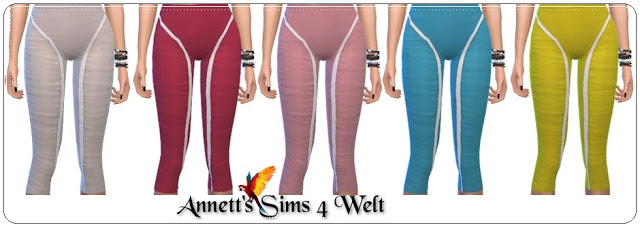 Sims 4 Vampire Leggings Nr. 01 at Annett's Sims 4 Welt