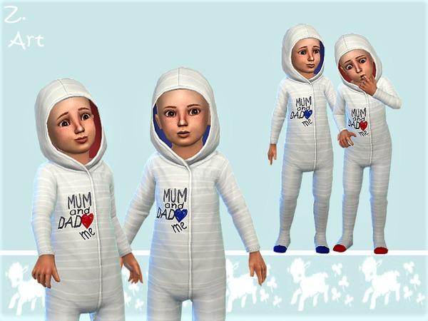 Sims 4 BabeZ. 05 outfit by Zuckerschnute20 at TSR