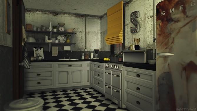 Phoenix Phaerie Gourmet Kitchen At Sanoy Sims 187 Sims 4 Updates