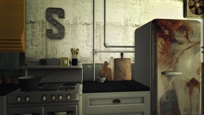 Phoenix Phaerie Gourmet Kitchen at Sanoy Sims image 15910 670x377 Sims 4 Updates