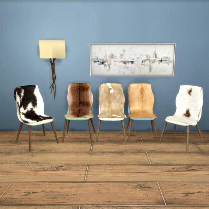 New Chairs At Leo Sims 187 Sims 4 Updates