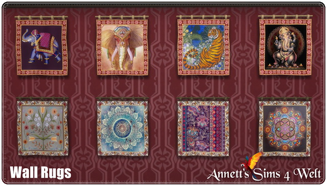 TS3 to TS4 Deco & Furniture Set India Part 2 at Annett's Sims 4 Welt image 164 Sims 4 Updates