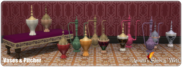 TS3 to TS4 Deco & Furniture Set India Part 2 at Annett's Sims 4 Welt image 166 Sims 4 Updates