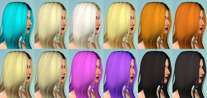 Antos Ekaterina Hair retexture by Delise at Sims Artists image 172 670x317 Sims 4 Updates