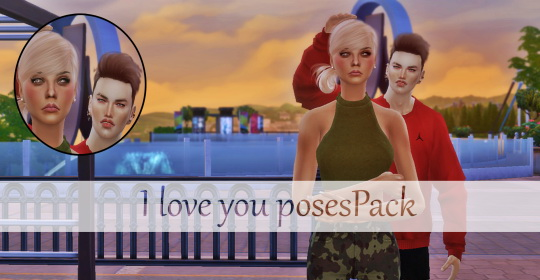 I Love you PosesPack at Simsnema image 1731 Sims 4 Updates