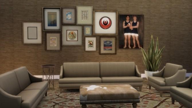 Sims 4 Eye of the beholder frames set by Bau at Baufive – b5Studio