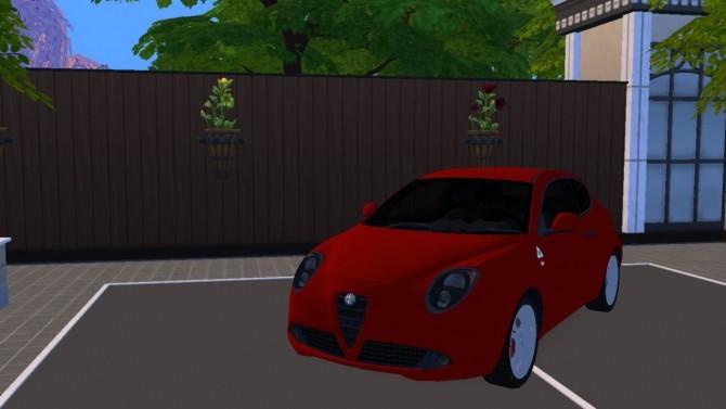 Alfa Romeo MiTo QV at LorySims image 182 670x377 Sims 4 Updates