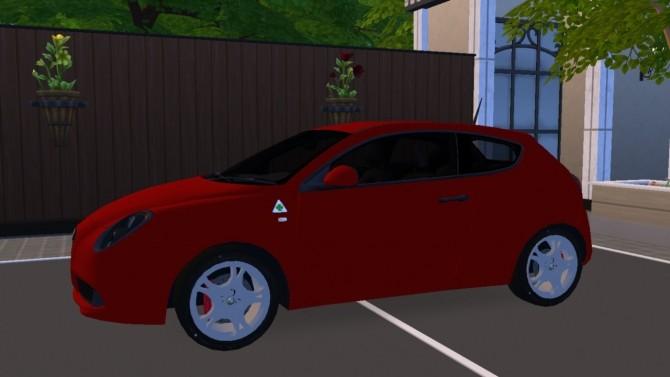 Alfa Romeo MiTo QV at LorySims image 183 670x377 Sims 4 Updates