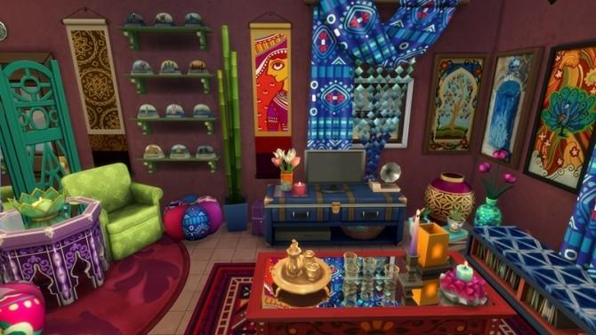 Sims 4 Bairro do Forte Apt 02 at Hafuhgas Sims Geschichten