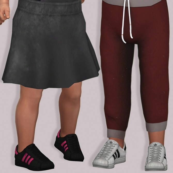 Sims 4 Semller Superstar for toddlers at Lumy Sims