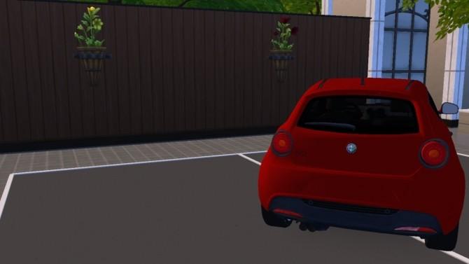 Alfa Romeo MiTo QV at LorySims image 184 670x377 Sims 4 Updates