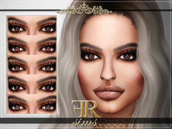 Sims 4 FRS Kylie Eyes by FashionRoyaltySims at TSR