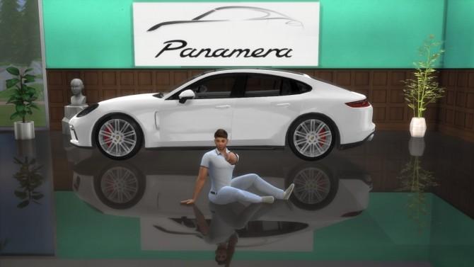 Porsche Panamera Turbo at LorySims image 1922 670x377 Sims 4 Updates