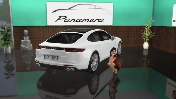 Porsche Panamera Turbo at LorySims image 1932 670x377 Sims 4 Updates
