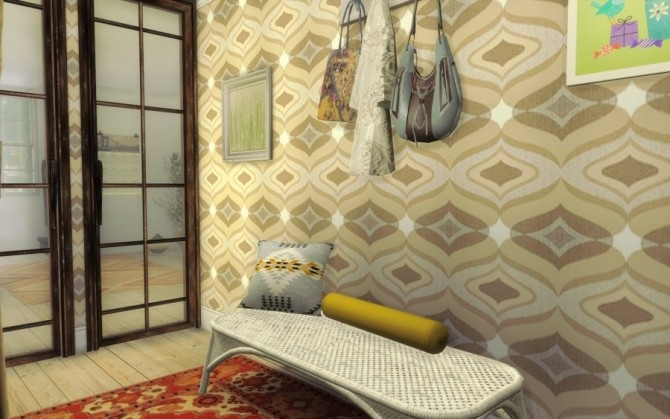 Bohème Chic house by Bloup at Sims Artists image 1958 670x419 Sims 4 Updates