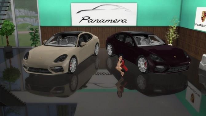Porsche Panamera Turbo at LorySims image 1962 670x377 Sims 4 Updates