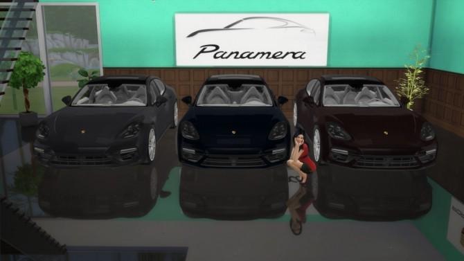 Porsche Panamera Turbo at LorySims image 1992 670x377 Sims 4 Updates