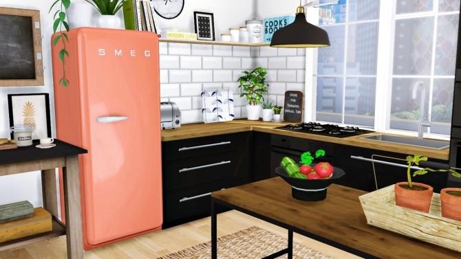 fridge » Sims 4 Updates » best TS4 CC downloads