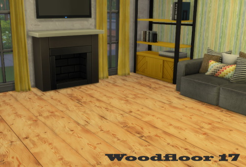 Woodfloor 17 at ChiLLis Sims image 2064 Sims 4 Updates