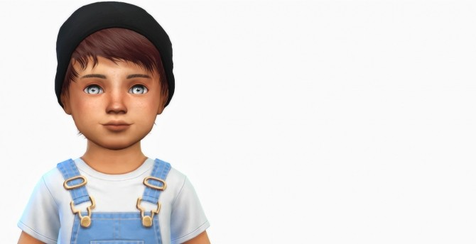 Stealthic Psycho Toddler Version at Simiracle Sims 4 Updates