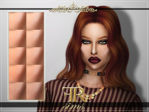 FRS Face Mask N01 by FashionRoyaltySims at TSR image 2216 Sims 4 Updates