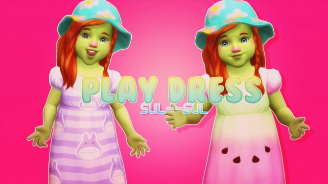 Play Dress at sul–sul image 2266 670x377 Sims 4 Updates