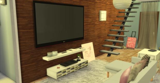 Apartment Renovation at AymiasSims image 2357 Sims 4 Updates
