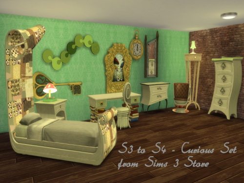S3 to S4 Curious Set from Sims 3 Store at ChiLLis Sims image 244 Sims 4 Updates