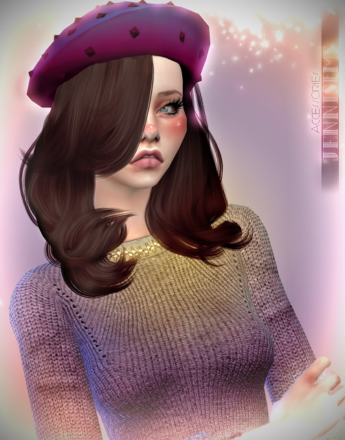 Base Game compatible Hats Mix at Jenni Sims image 245 Sims 4 Updates
