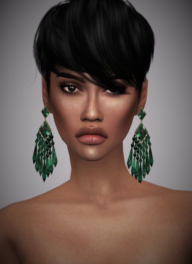 Marielle Bower at Aveline Sims image 2484 670x918 Sims 4 Updates