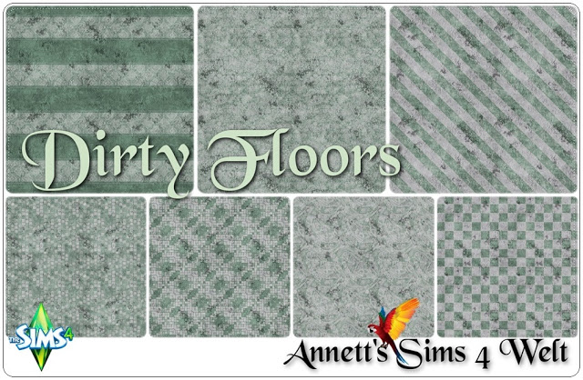 Dirty Floors at Annett's Sims 4 Welt image 2541 Sims 4 Updates