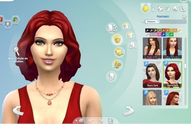 Sims 4 Barbara Hair at My Stuff