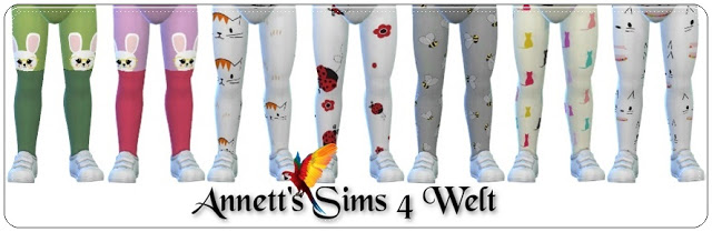 Toddlers Tights Cute at Annett's Sims 4 Welt image 2782 Sims 4 Updates