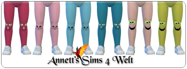 Toddlers Tights Cute at Annett's Sims 4 Welt image 2792 Sims 4 Updates