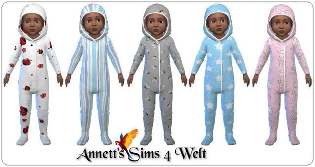 Toddler Jumpsuits at Annett's Sims 4 Welt image 2822 Sims 4 Updates
