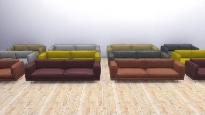 Rest Sofa (Pay) at Meinkatz Creations image 2921 670x377 Sims 4 Updates