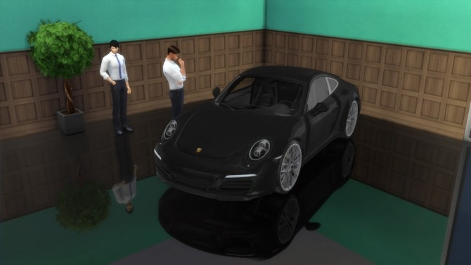 Porsche 911 Carrera S at LorySims image 295 670x377 Sims 4 Updates