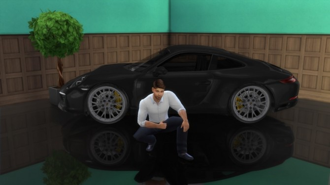 Porsche 911 Carrera S at LorySims image 296 670x377 Sims 4 Updates