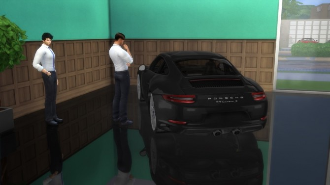 Porsche 911 Carrera S at LorySims image 297 670x377 Sims 4 Updates