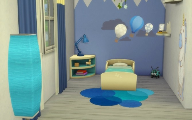 Kidsroom by Bloup at Sims Artists image 2991 670x419 Sims 4 Updates