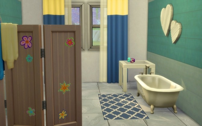 Kidsroom by Bloup at Sims Artists image 3014 670x419 Sims 4 Updates