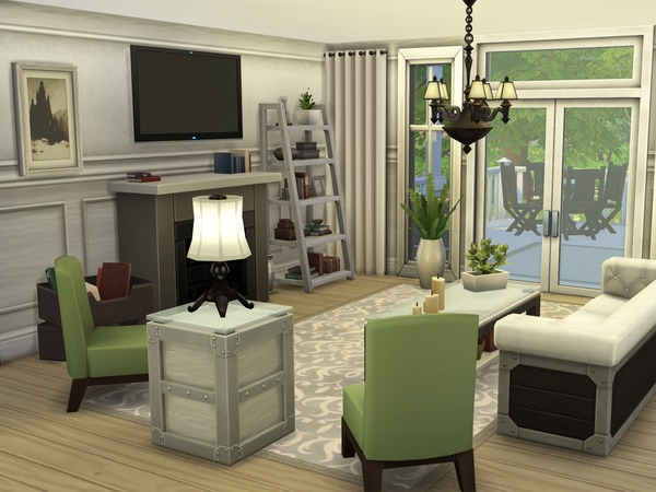 Kamdyn Family House by smubuh at TSR image 3110 Sims 4 Updates