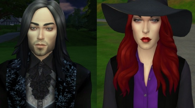 Victor and Valeria Vampirium by Snowhaze at Mod The Sims image 3212 670x371 Sims 4 Updates