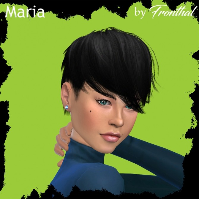 4 models 4.1 at Fronthal image 327 670x670 Sims 4 Updates