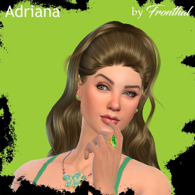 4 models 4.1 at Fronthal image 328 670x670 Sims 4 Updates