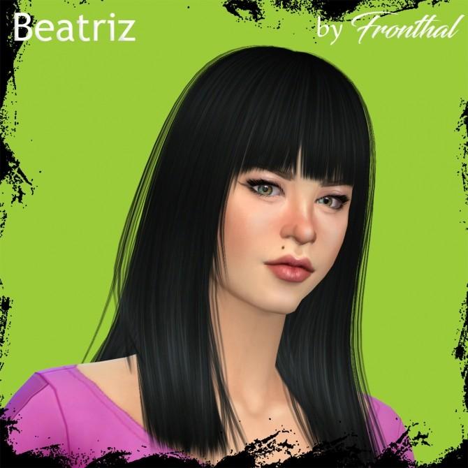 Sims 4 4 models 4.2 at Fronthal