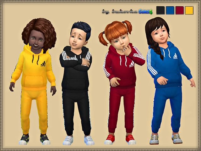 Sims 4 Sport set at Bukovka