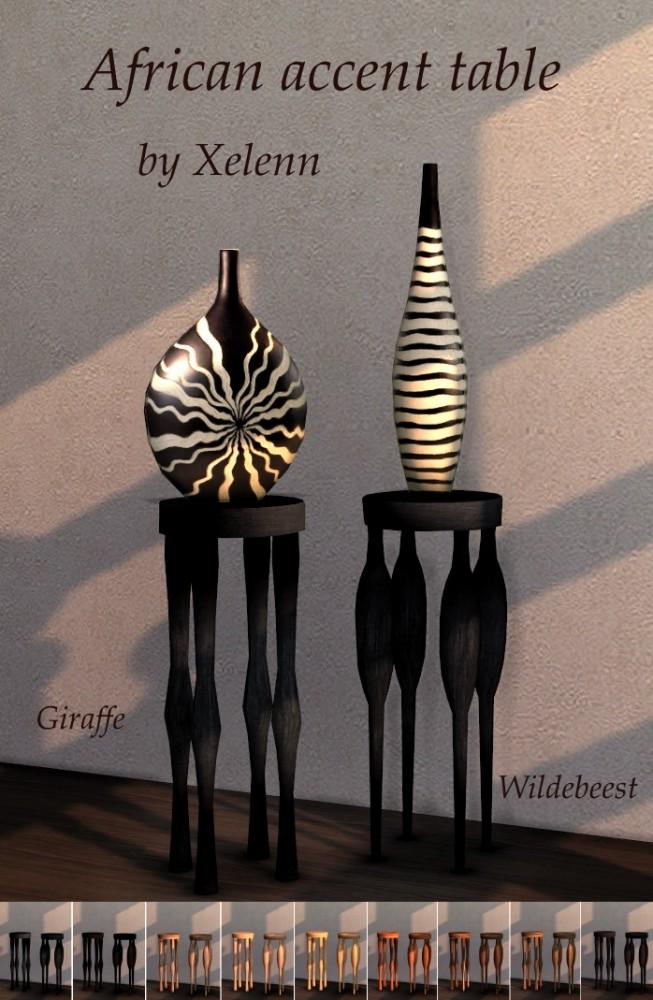 African Art & Craft at Xelenn image 336 653x1000 Sims 4 Updates