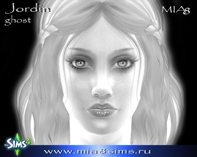 Jordin ghost at Mia8Sims image 3391 670x536 Sims 4 Updates